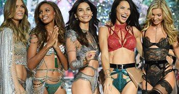 Los Ángeles de Victoria's Secret despliegan sus alas en DKISS