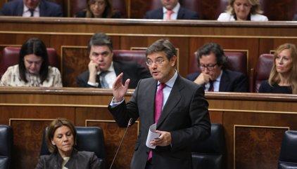 Catalá anuncia una reforma penal con instrucción por los fiscales y supresión de trámites