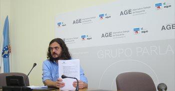 """En Marea cree que la Xunta busca """"eludir"""" las sentencias que anularon..."""