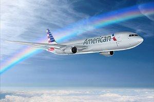 American Airlines celebra 15 años con la calificación del 10% en el índice de igualdad corporativa de la campaña de DDHH