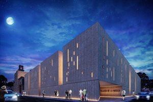 Ponen en marcha el proyecto del Palacio de la Música Mexicana