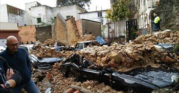 Más de 1.650 emergencias registradas en Andalucía por el temporal, que...