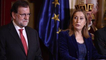 """Rajoy ve """"magnífico"""" el acuerdo sobre el techo de gasto: Es un """"muy buen comienzo"""""""