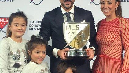 David Villa, nombrado Mejor Jugador de la MLS 2016