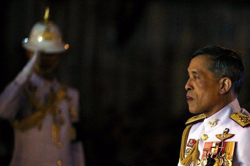 Tailandia investiga a la BBC por su perfil sobre el nuevo rey, Rama X