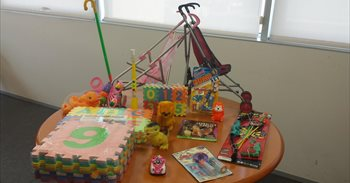 Los inspectores de Consumo retiran este año más de 13.000 juguetes en...