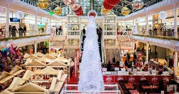 Los españoles gastarán 450 euros en compras de Navidad, un 15% más que en...
