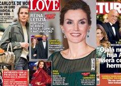 Carlota de Mónaco y su cambio radical, el embarazo de Irina y las manías de Doña Letizia