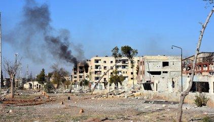 Los rebeldes sirios piden un alto el fuego de cinco días en Alepo para evacuar a civiles heridos