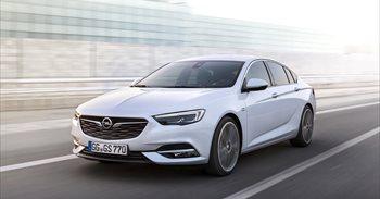 Opel presentará en Ginebra el nuevo Insignia Grand Sport