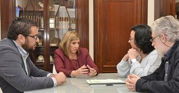 Diputación y UPTA estudian colaborar para el desarrollo de la provincia