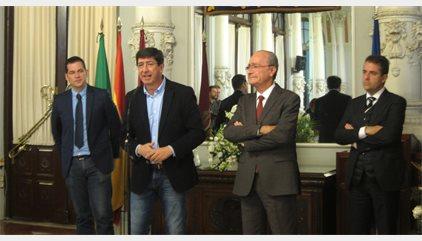 """Marín (C's) insiste en que reformar el reglamento del Parlamento es """"urgente y necesario"""""""