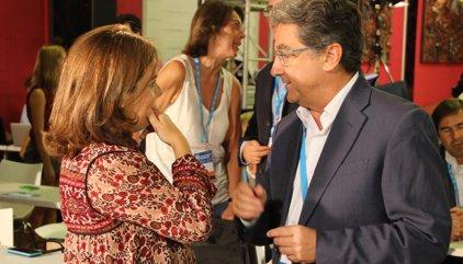 Santamaría se reúne este miércoles con Miquel Iceta y con Inés Arrimadas en Barcelona