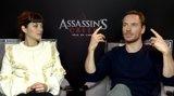 Fassbender protagoniza 'Assassin's creed':