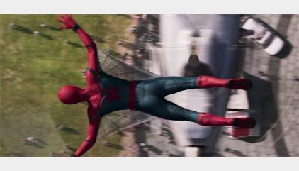 Teaser de Spiderman: Homecoming; el tráiler completo... mañana