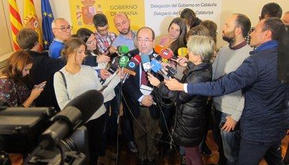 Miquel Iceta ve cambio de actitud del Gobierno con Catalunya pero le pide hechos concretos