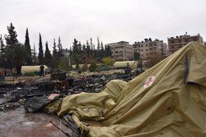 Rusia responde a la OTAN y acusa a la Alianza de no condenar el ataque contra una clínica móvil rusa en Alepo