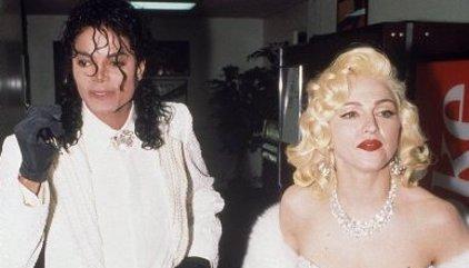 Madonna sí tuvo un affaire con Michael Jackson