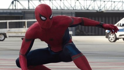 Primera imagen oficial de Spiderman: Homecoming