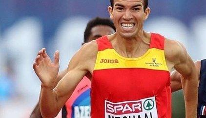 La IAAF suspende de manera cautelar a Adel Mechaal