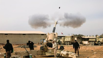 Las tropas iraquíes se retiran del hospital de Mosul tras una dura batalla contra Estado Islámico