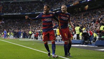 """Neymar: """"Iniesta es la elegancia, una clase increíble que le hace diferente"""""""