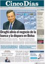 Foto: Las portadas de los periódicos económicos de hoy, viernes 9 de diciembre