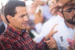 Rescatats 110 immigrants indocumentats abandonats després d'un accident de trànsit (PRESIDENCIA DE MÉXICO)