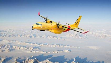Canadá compra a Airbus 16 aviones C295, cuyo montaje final se realiza en Sevilla