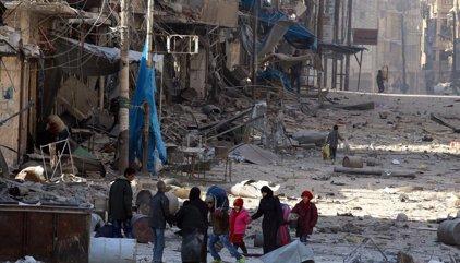 La ONU denuncia la desaparición de cientos de hombres tras huir del este de Alepo