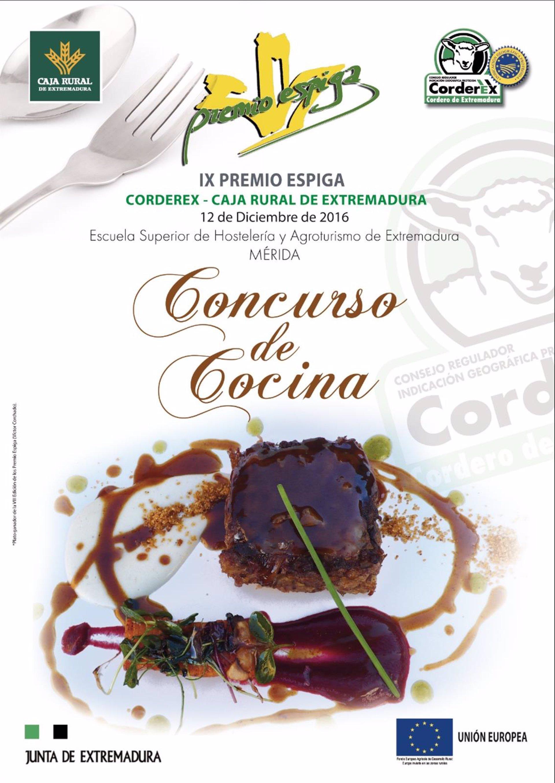 El concurso de cocina premio espiga de corderex premia la - Concurso de cocina ...