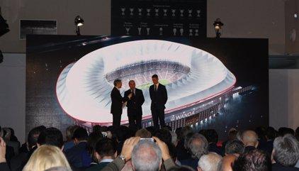 """Fernando Torres: """"El estadio no puede tener un apellido mejor"""""""
