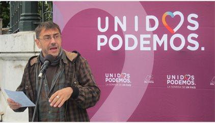 """Monedero acusa a los 'errejonistas' de actuar de manera """"deshonesta"""" con Podemos"""