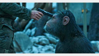 Primer y bestial tráiler de La Guerra del Planeta de los Simios: César vs El coronel