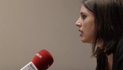 """Irene Montero cree que la propuesta de los 'errejonistas' """"no tiene sentido"""""""