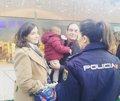 LA POLICIA ACONSEJA LLEVAR POCO DINERO Y DOCUMENTACION EN BOLSILLOS DISTINTOS PARA NO SUFRIR ROBOS EN AGLOMERACIONES