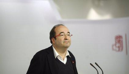 """Iceta avisa: No entenderse con Podemos puede """"regalarle al PP la hegemonía mucho tiempo"""""""