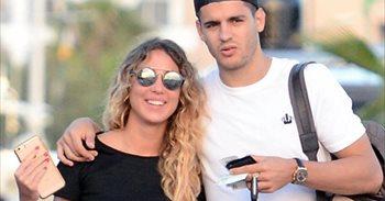 Álvaro Morata le pide matrimonio a su novia Alice Campello ¡En pleno...