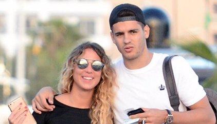 Álvaro Morata le pide matrimonio a su novia Alice Campello ¡En pleno espectáculo!