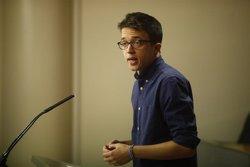 Errejón dóna suport a la decisió de Podem d'expulsar del partit a Xelo Huertas (EUROPA PRESS)