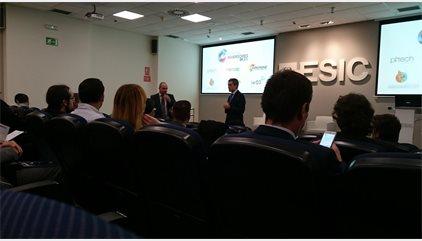 Empresas de eficiencia energética, 'ecommerce' y ciberseguridad, presentes en el Foro ESIC