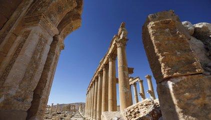 Estado Islámico vuelve a entrar en la ciudad histórica de Palmira tras lanzar un ataque sorpresa