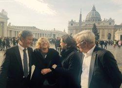 Colau celebra que el Vaticà recolzi