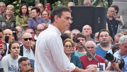 """Sánchez: """"Al PSOE no hi sobra ningú, el que hi falta és la veu i el vot de la militància"""""""