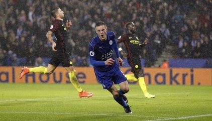 El Leicester golea al City de Guardiola y el Arsenal se pone líder