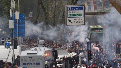 Fútbol.- Al menos 20 heridos por un atentado en las inmediaciones del estadio del Besiktas, en Estambul