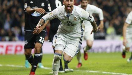 Ramos emula una gesta que vale récord ante el Deportivo