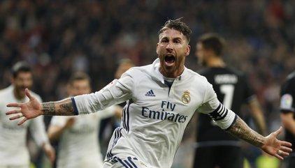 """Sergio Ramos: """"Cuando uno lucha hasta el final, las cosas se dan"""""""