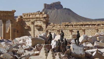 Estado Islámico asegura que ha recuperado el castillo de Palmira