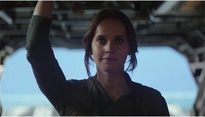 """""""Oscura"""", """"violenta"""" y """"conmovedora"""": Primeras reacciones a Rogue One: Star Wars"""